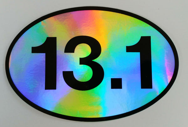 Holographic 13.1 Oval