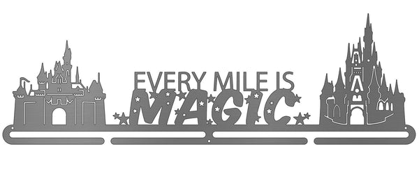 Every Mile Is Magic - detailed castles edition