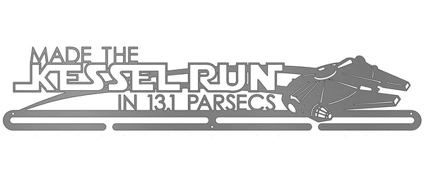 Made The Kessel Run in 13.1 Parsecs