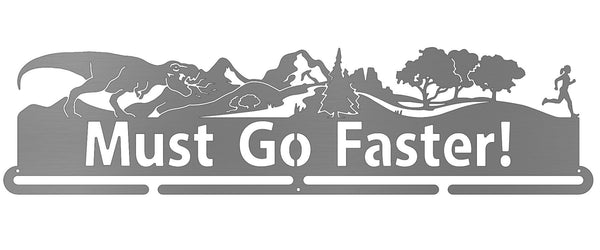 Must Go Faster - Female