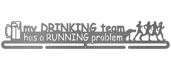 My Drinking Team Has A Running Problem