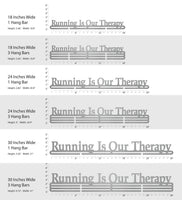 Running is Our Therapy
