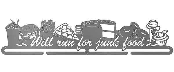 Will Run For Junk Food