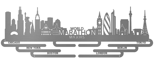 World Marathon Majors - Cityscape Edition