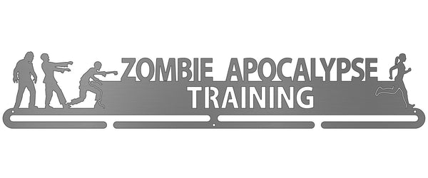 Zombie Apocalypse Training - Female