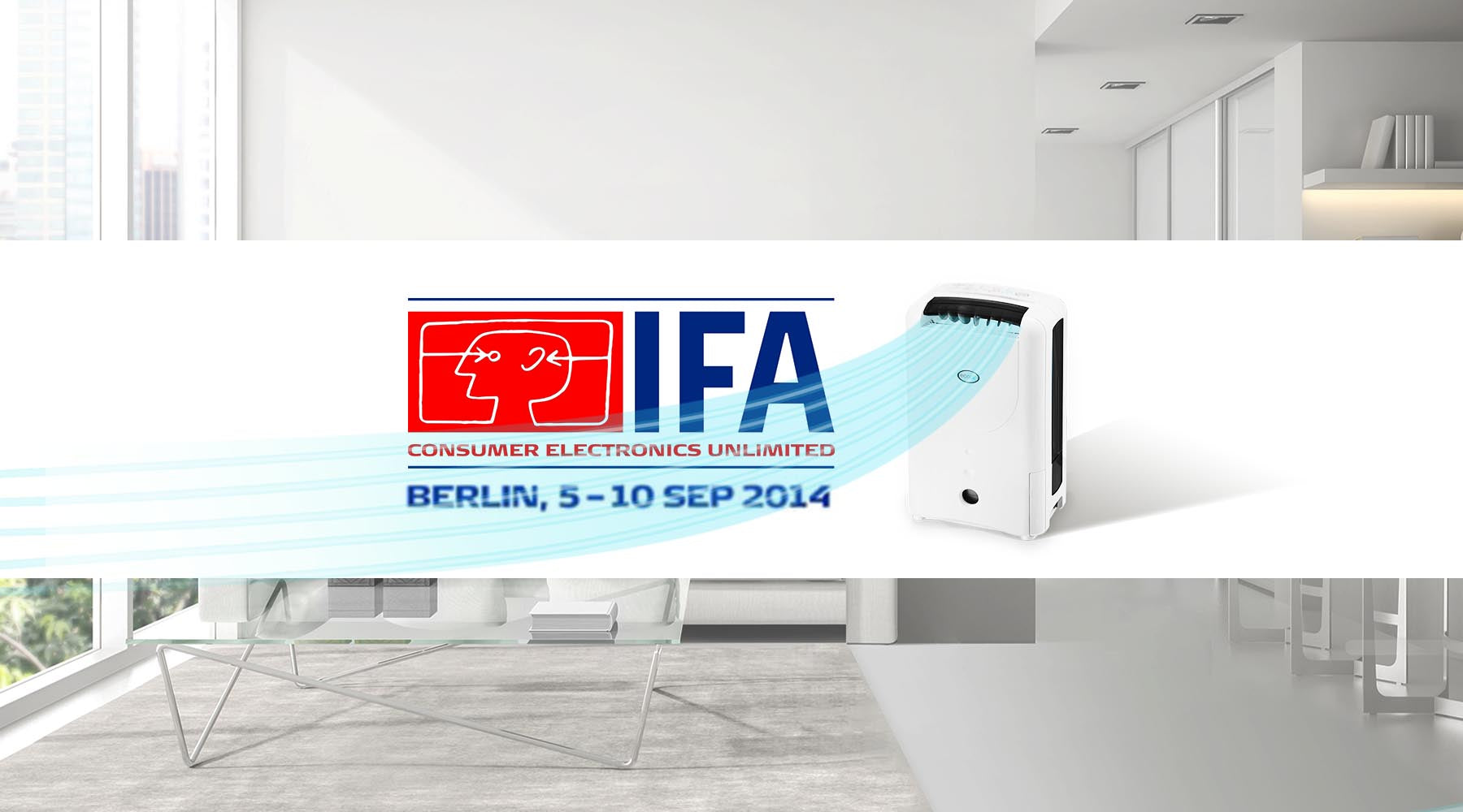 EcoAir IFA 2014 Press Release