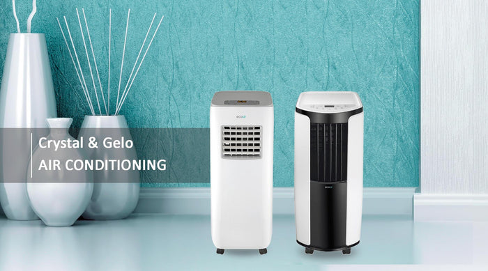 New Products – Portable Air Conditioning Crystal and Gelo