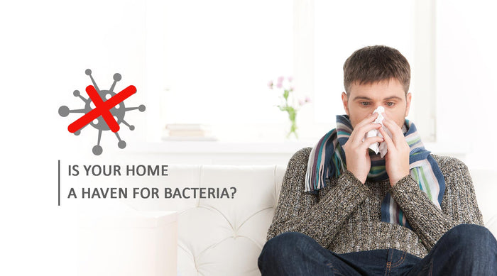 Property Ladder - Is Your Home a Haven For Bacteria? - November 2017 Issue