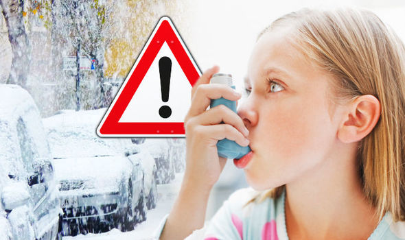 Express Newspapers - Snow warning: Why turning the heating up could KILL - and children are especially at risk
