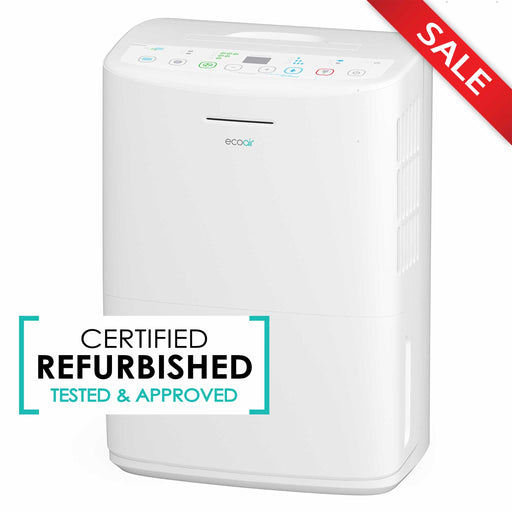 Save 20% - EcoAir Arion 26L Ultra Low Energy Efficient Dehumidifier