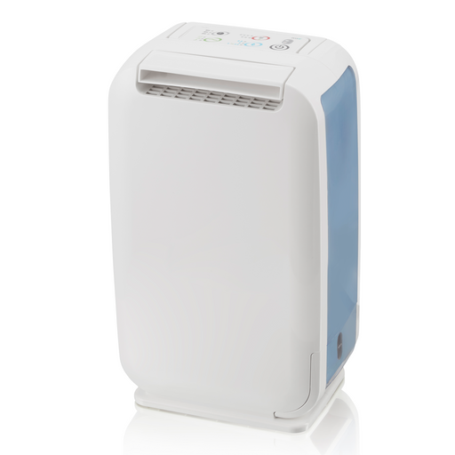Save 20% - EcoAir DD1 Mini Compact Desiccant Dehumidifier, 6L - Certified Refurbished