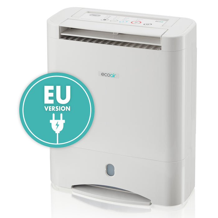 EcoAir DD3 CLASSIC EE Desiccant Dehumidifier with nano silver filter 10L per day (EU VERSION)
