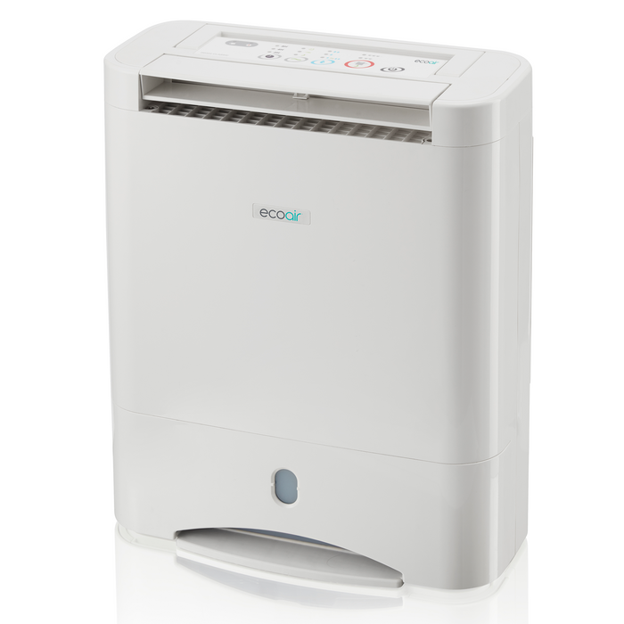 EcoAir DD3 CLASSIC Desiccant Dehumidifier with nano silver filter 10L per day
