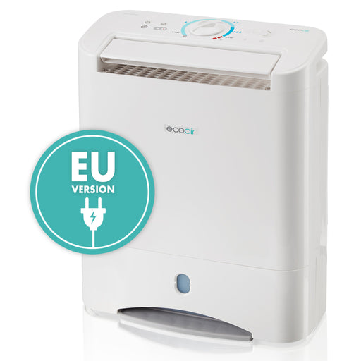 EcoAir DD3 SIMPLE EE Desiccant Dehumidifier with nano silver filter 10L per day (EU VERSION)