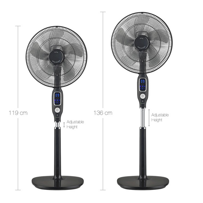 "EcoAir Aura - Low Energy 16"" DC Fan"