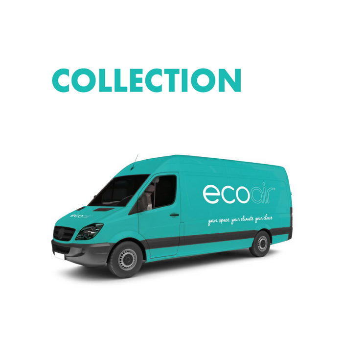 Collection & Delivery for Portable Air Conditioning