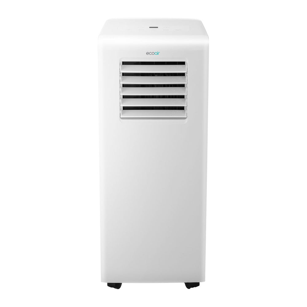 EcoAir Crystal MK2 7000 BTU Portable Air Conditioning R290 with Class A+ Energy Efficiency Rating - STOCK ETA 26 JUN 2021