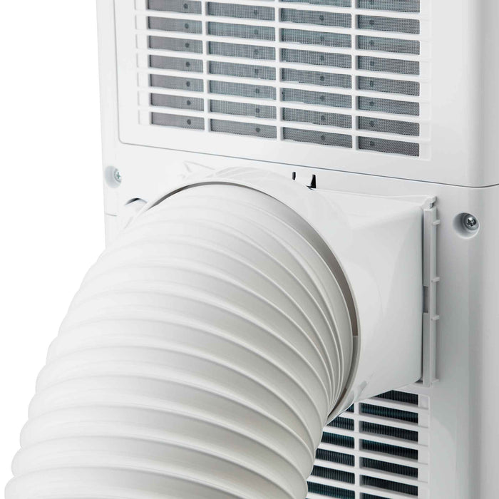 EcoAir Crystal 9000 BTU Portable Air Conditioning - Certified Refurbished
