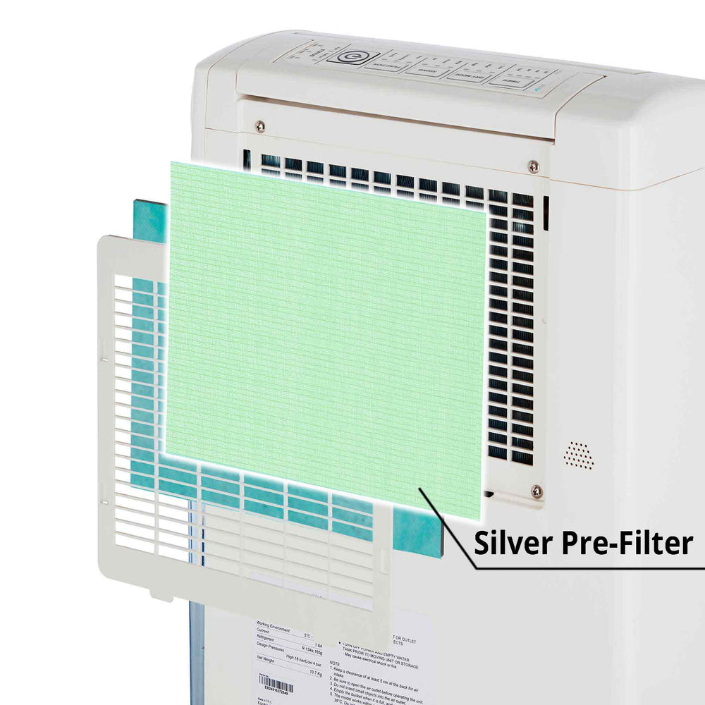 Filter - DC202 Anti Bacterial Silver Filter
