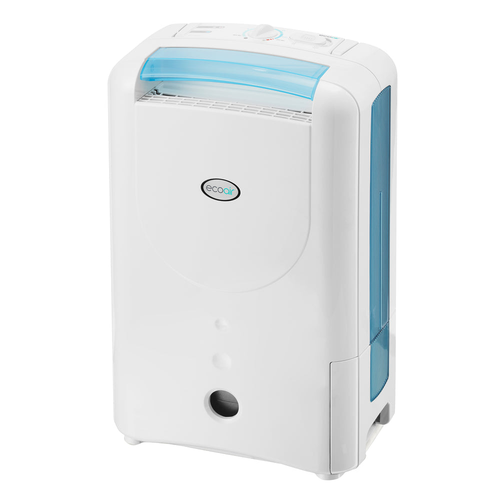 EcoAir DD1 SIMPLE Desiccant Dehumidifier with Nano Silver Filter 7L per day - Blue