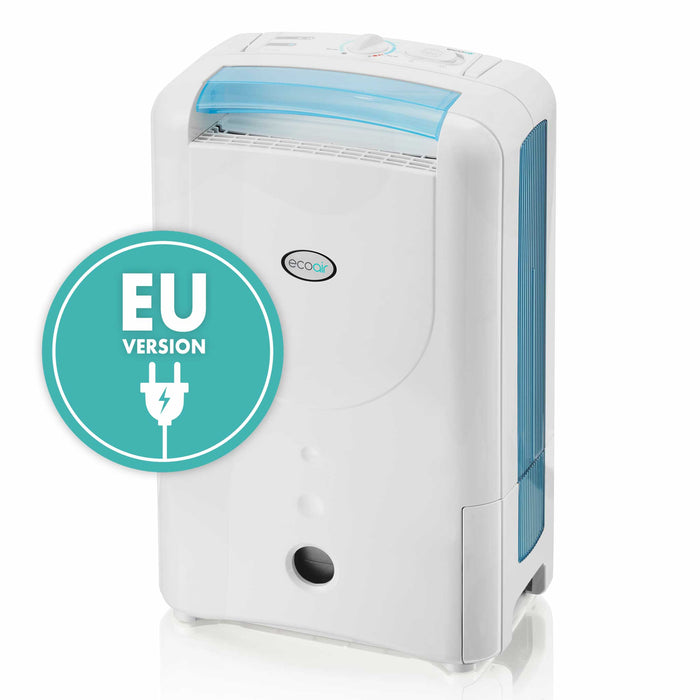 EcoAir DD1 Simple Desiccant Dehumidifier, 7L - Blue (EU VERSION)