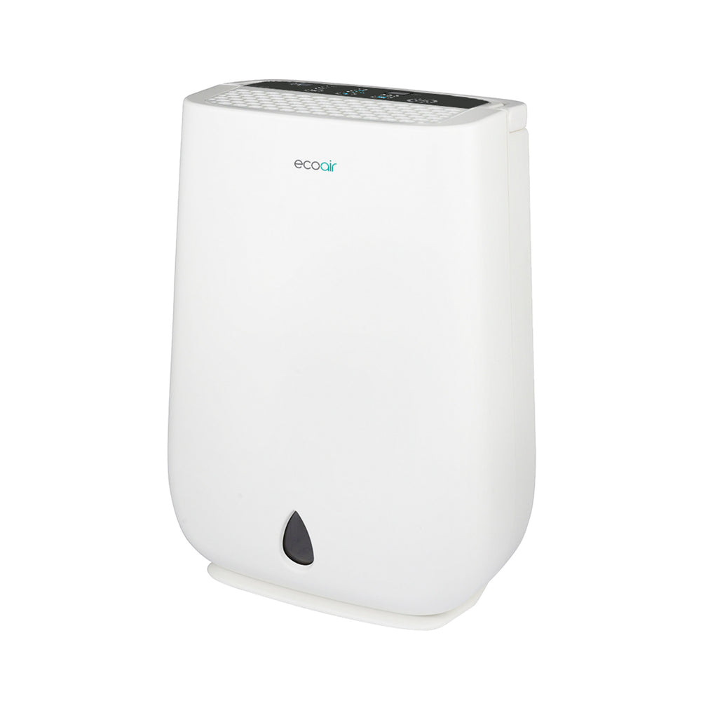 EcoAir DD3 CLASSIC MK2 10.5L per day Desiccant Dehumidifier with Antibacterial Silver Filter - Certified Refurbished - Like New