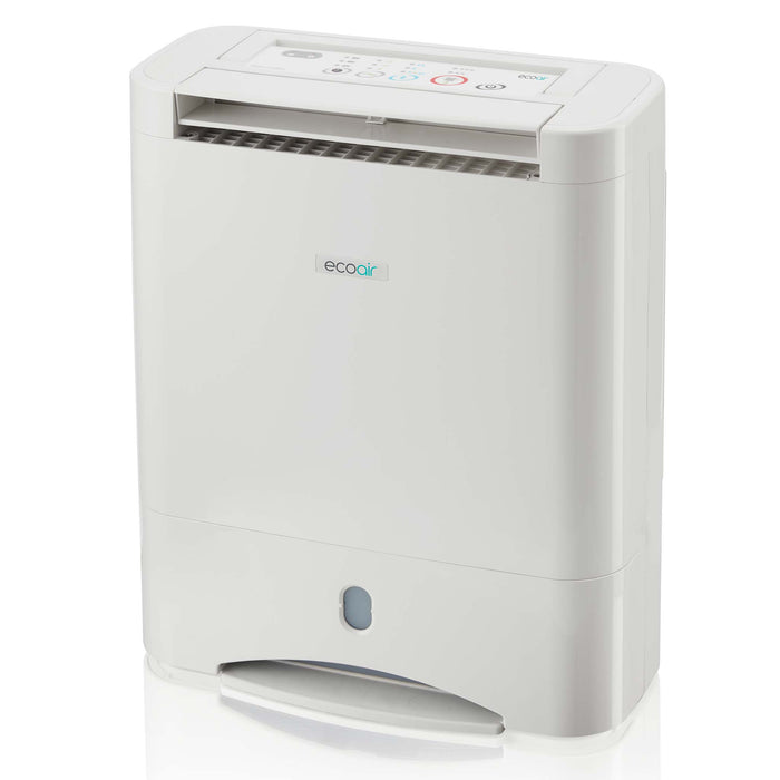 EcoAir DD3 Classic Desiccant Dehumidifier, 10L - Certified Refurbished - Like New