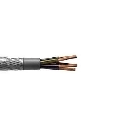 Cable 2.5mm 4 Core YY - 1 Meter