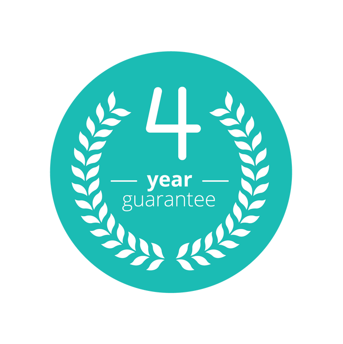 Extend your 2 year warranty to 4 years