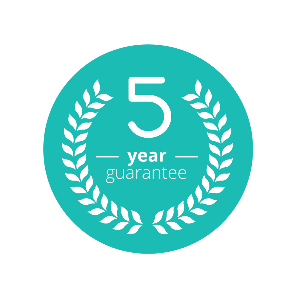 Extend your 2 year warranty to 5 years