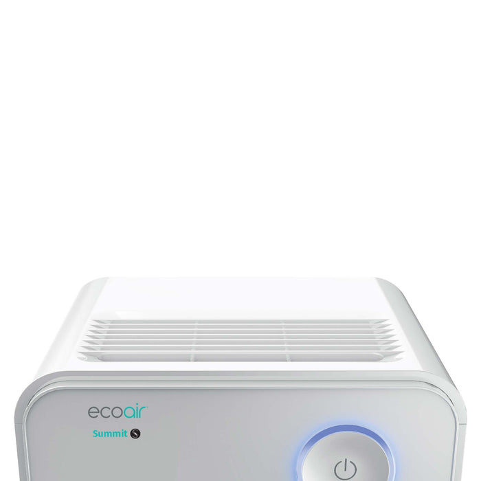 EcoAir Summit - S Compressor Dehumidifier, 12L per day, Enhanced Sleep Mode