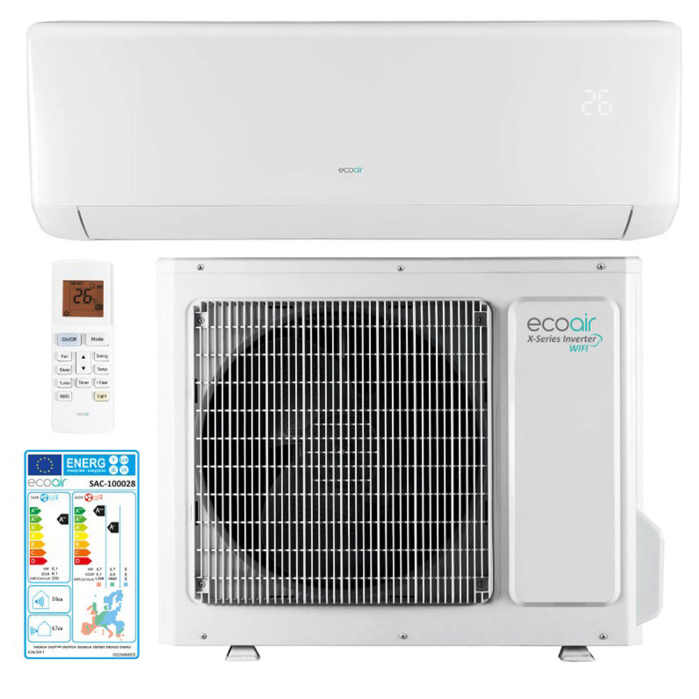 2420SD Inverter Air Conditioning 24000BTU WiFi X Series