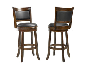 "Candace & Basil Furniture |  Manchester 29"" Barstool (Set of 2)"