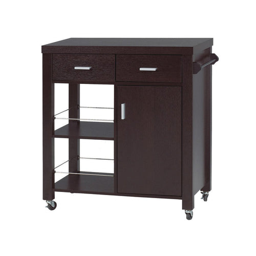 Candace & Basil Furniture |  Ivy Kitchen Cart