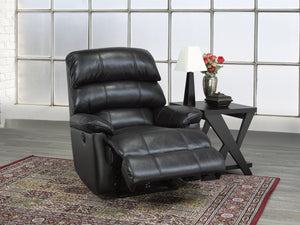 Power Recliner - Espresso Leatherette