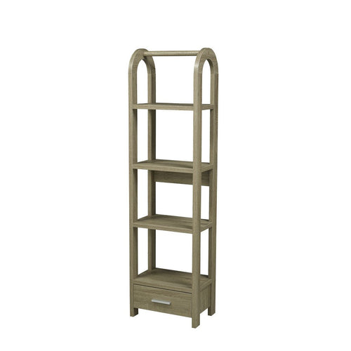 Candace & Basil Furniture |  Annette Display Stand (Dark Taupe)