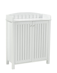 Barbara Shoe Cabinet (White)