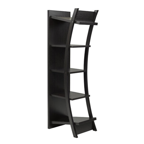 Candace & Basil Furniture |  Henry Display Shelf (Dark Cherry)