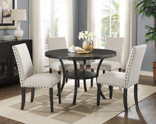 Load image into Gallery viewer, Candace & Basil Furniture |  Avery 5pc Table Set - Beige