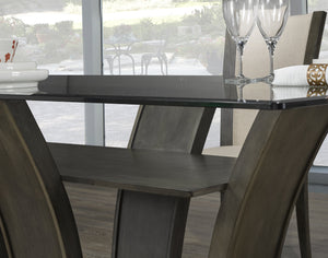 Ambrose 9PC Dining Set - Grey