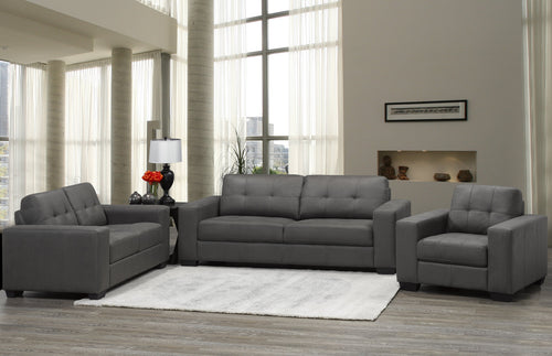 Skylar Sofa Series - Grey