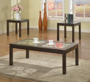 Candace & Basil Furniture |  Tuscan Coffee Series (3PC Set)