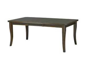 "Casalina 72"" Dining Table w/ 18"" Leaf"