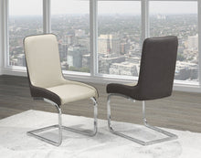 Load image into Gallery viewer, Donatello Dining Chair (Set of 2) - Two Tone
