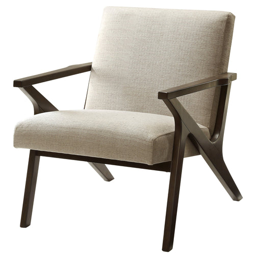 Candace & Basil Furniture |  Accent Chair - Beige