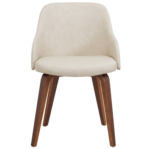 Candace & Basil Furniture |  Accent Chair - Ivory