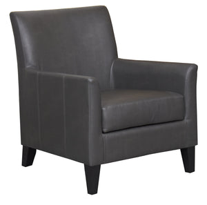 Candace & Basil Furniture |  Accent Chair - Grey