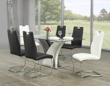 Load image into Gallery viewer, Jerome 7pc Dining Set (White or Black Chairs)