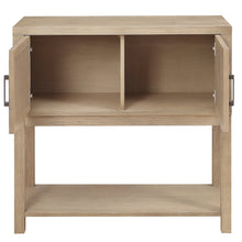 Load image into Gallery viewer, Hager Console/Cabinet - Natural