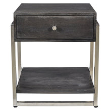 Load image into Gallery viewer, Candace & Basil Furniture |  Accent Table - Dark Grey